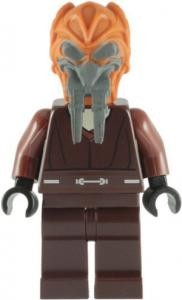 Figurine Lego Plo Koon