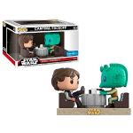 Han Solo et Greedo à la cantine