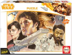 Puzzle Han Solo