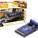 Le speeder de Han Solo