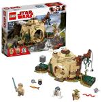 La hutte de maître Yoda en légo