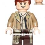 Figurine légo Han Solo Endor