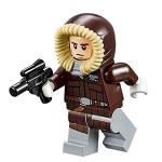 Figurine Légo Han Solo en parka