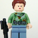 Figurine Légo Princesse Leia Endor