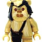Mini figurine Lego Ewok