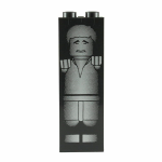 Mini figurine légo Han Solo carbonite
