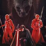 Poster Snoke Kylo Ren