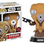 Figurine Pop Starwars Zuckuss