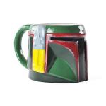 Mug 3D Tête de Boba Fett