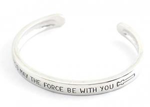 Bracelet que la force soit avec toi