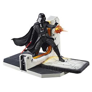 Figurine Dark Vador combattant