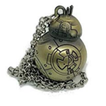 Pendentif or droid BB8