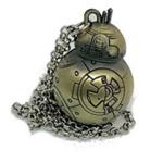 Pendentif or droid BB8
