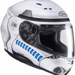 Casque moto Stormtroopers