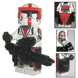 Figurine Légo Shocktrooper commando