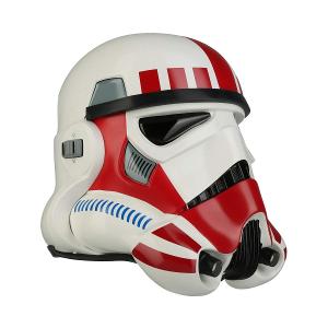 Réplique du casque des Shocktroopers