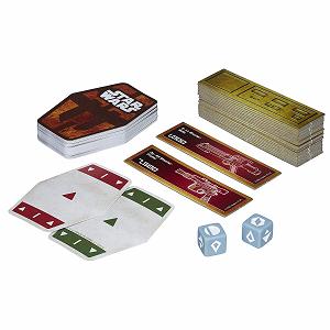 Jeu de cartes Han Solo