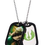 Plaque militaire maître Yoda