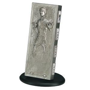 Statuette carbonite Han Solo