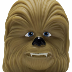 Lampe plastique marron Chewbacca