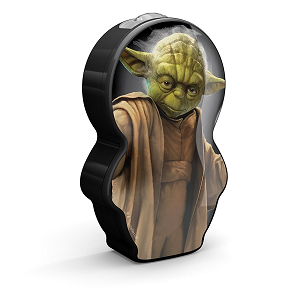 Lampe torche led maître Yoda