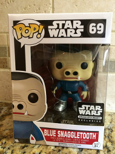 Figurine Pop snaggletooth