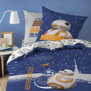 Parure de lit droid BB8